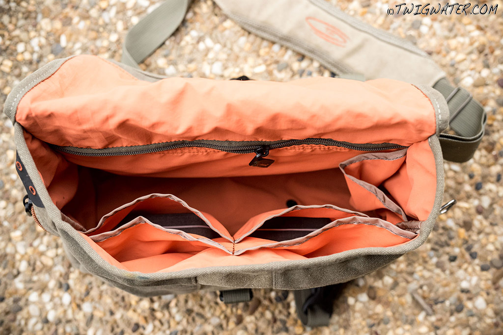 Twigwater Fishpond Lodgepole Satchel review