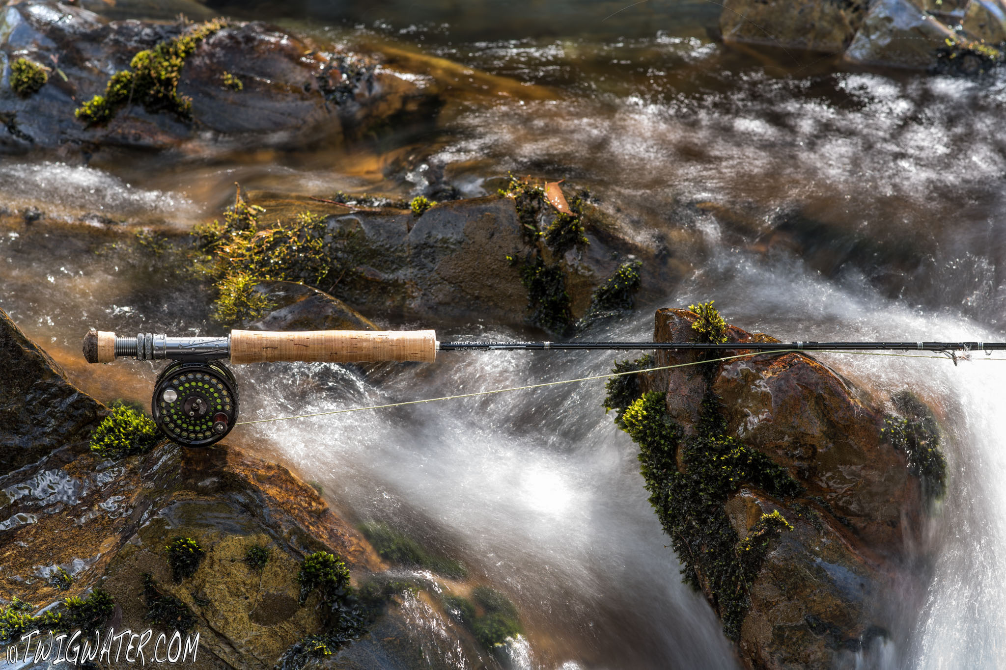 HCE Hyperspec fly rod review twigwater