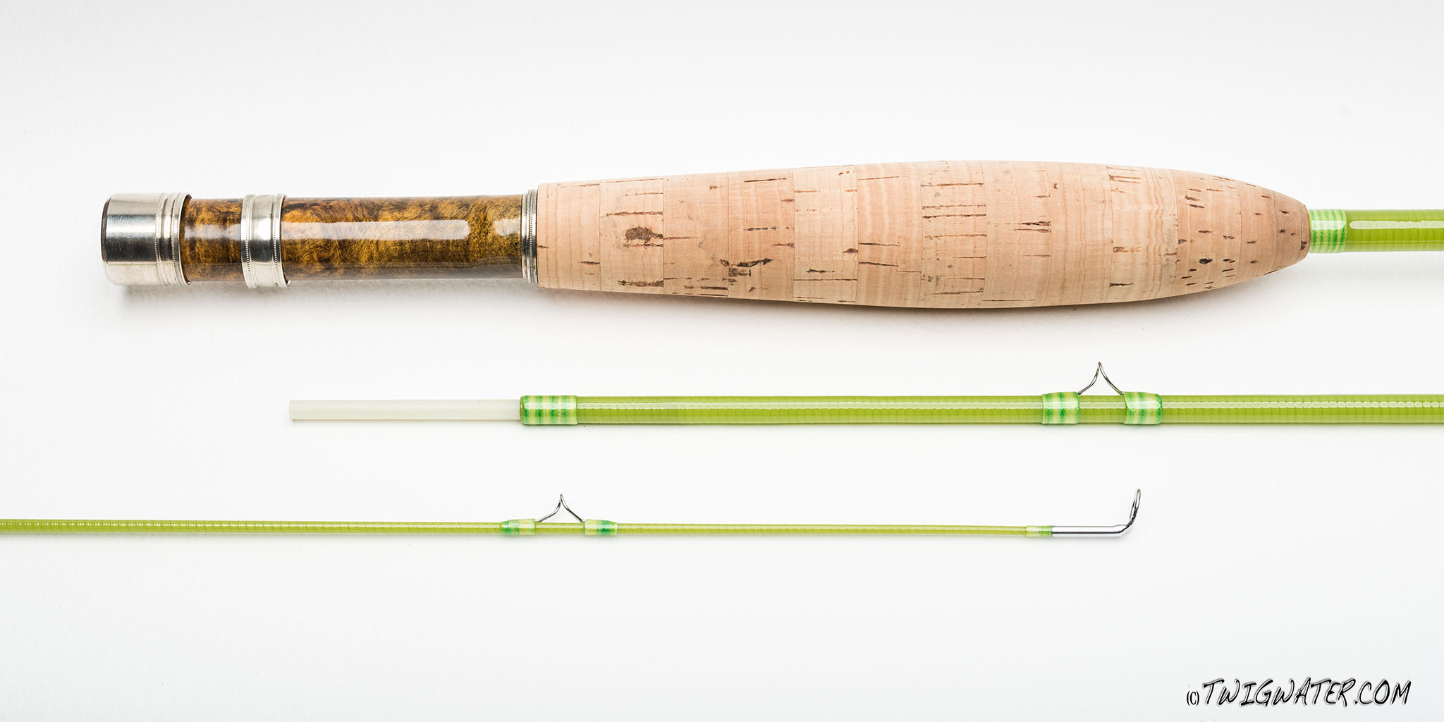 Indi River #3 weight custom rod review