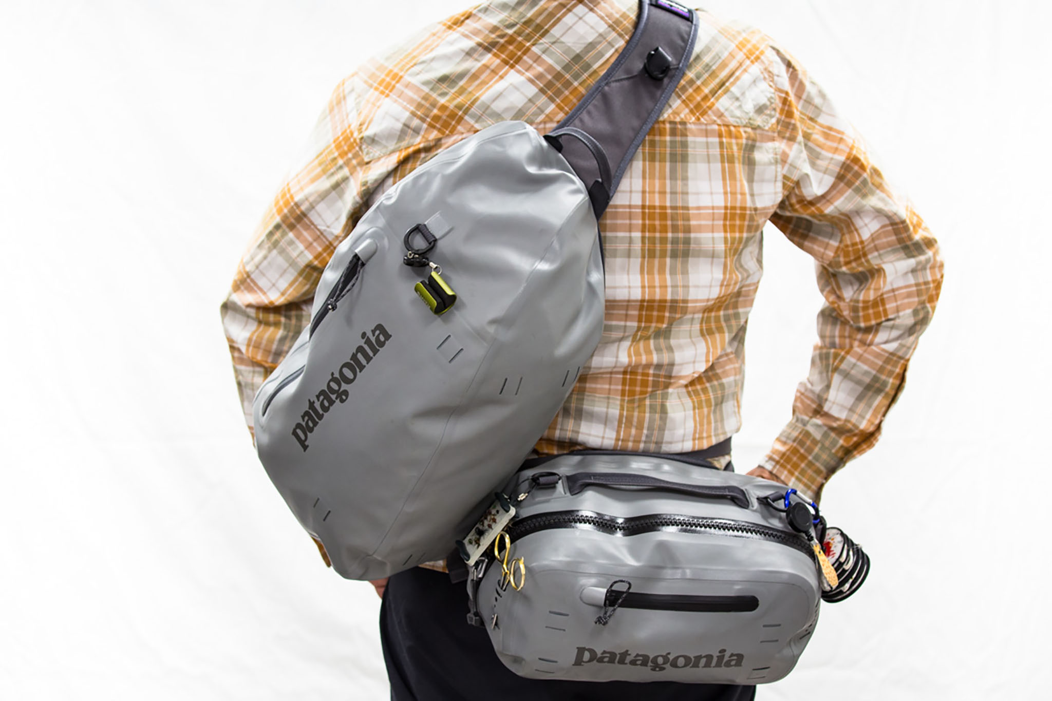 Patagonia Stormfront Sling and Hip Pack review