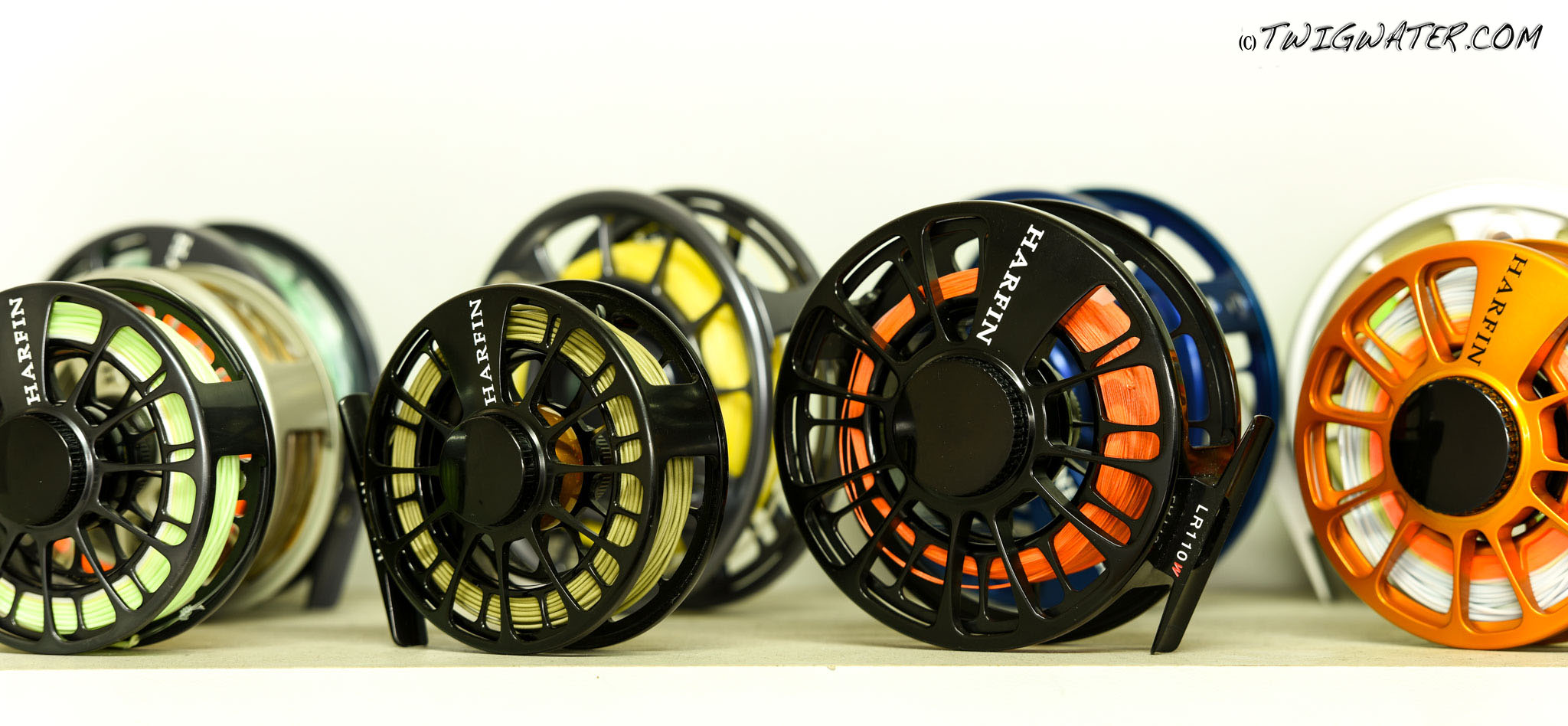 Harfin reels review on Twigwater