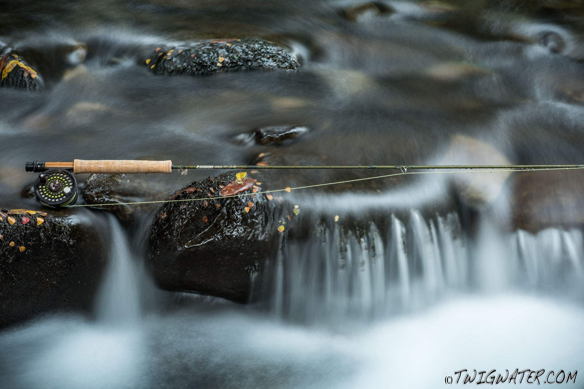 Sage Circa fly rod review on Twigwater