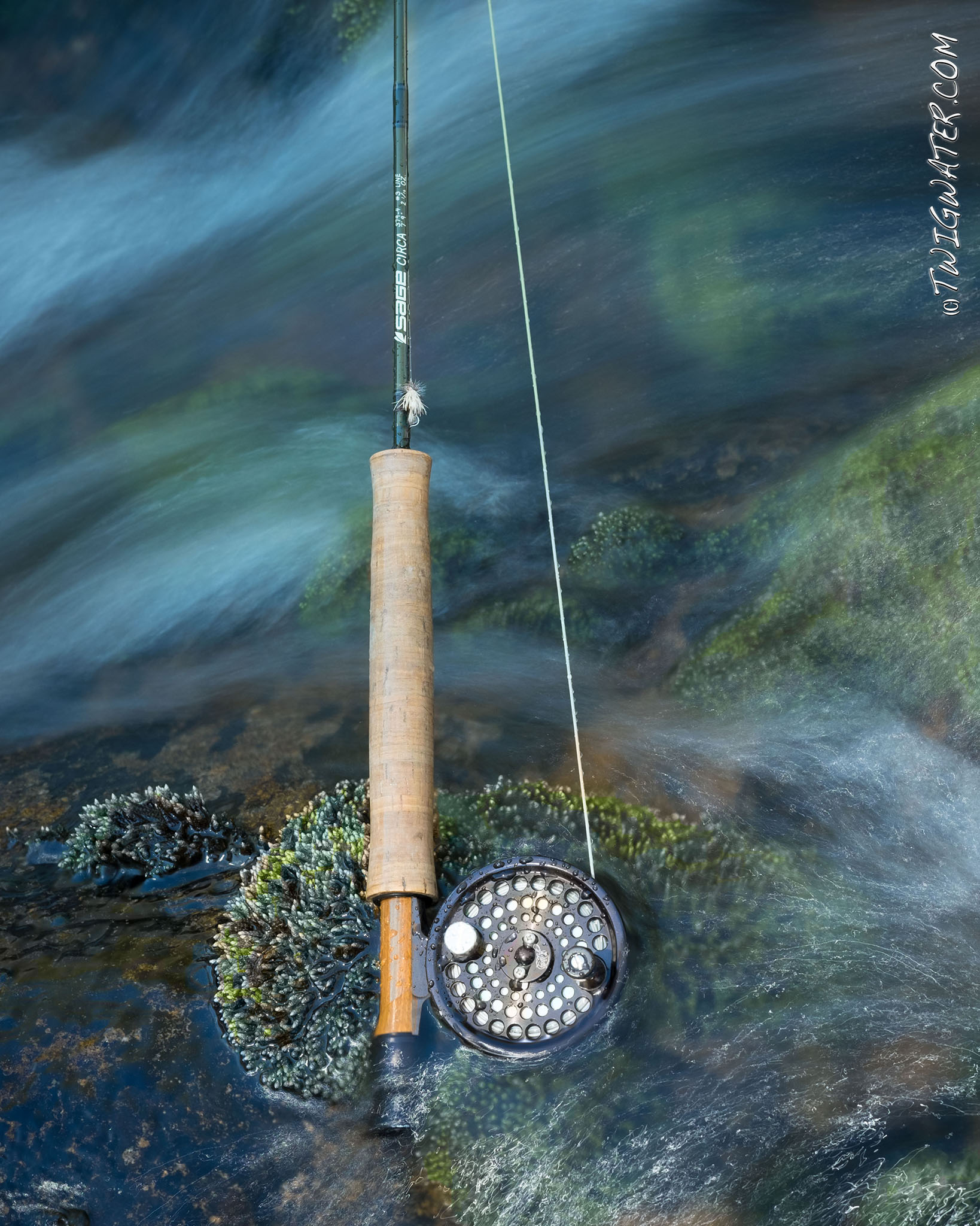 Twigwater Sage Circa 3 weight fly rod review