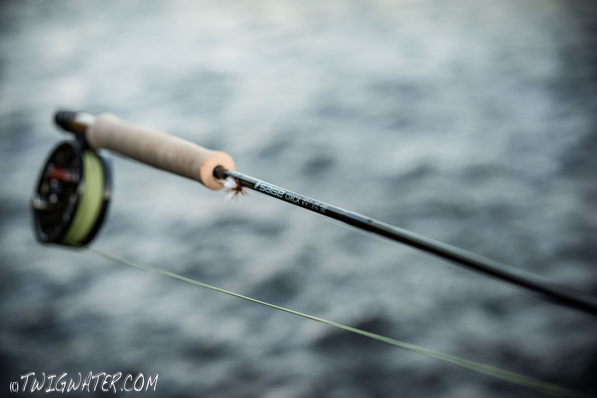 Sage Circa 4 weight fly rod review on twigwater