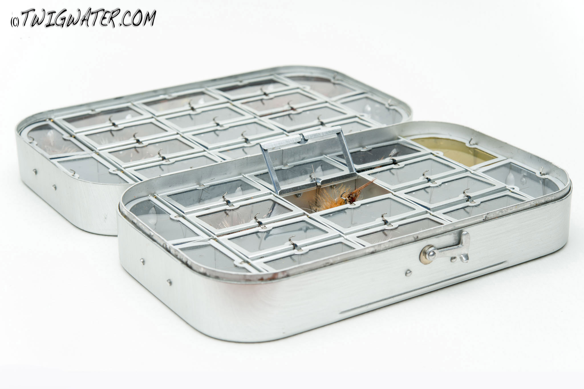 Wheatley fly box review on twigwater