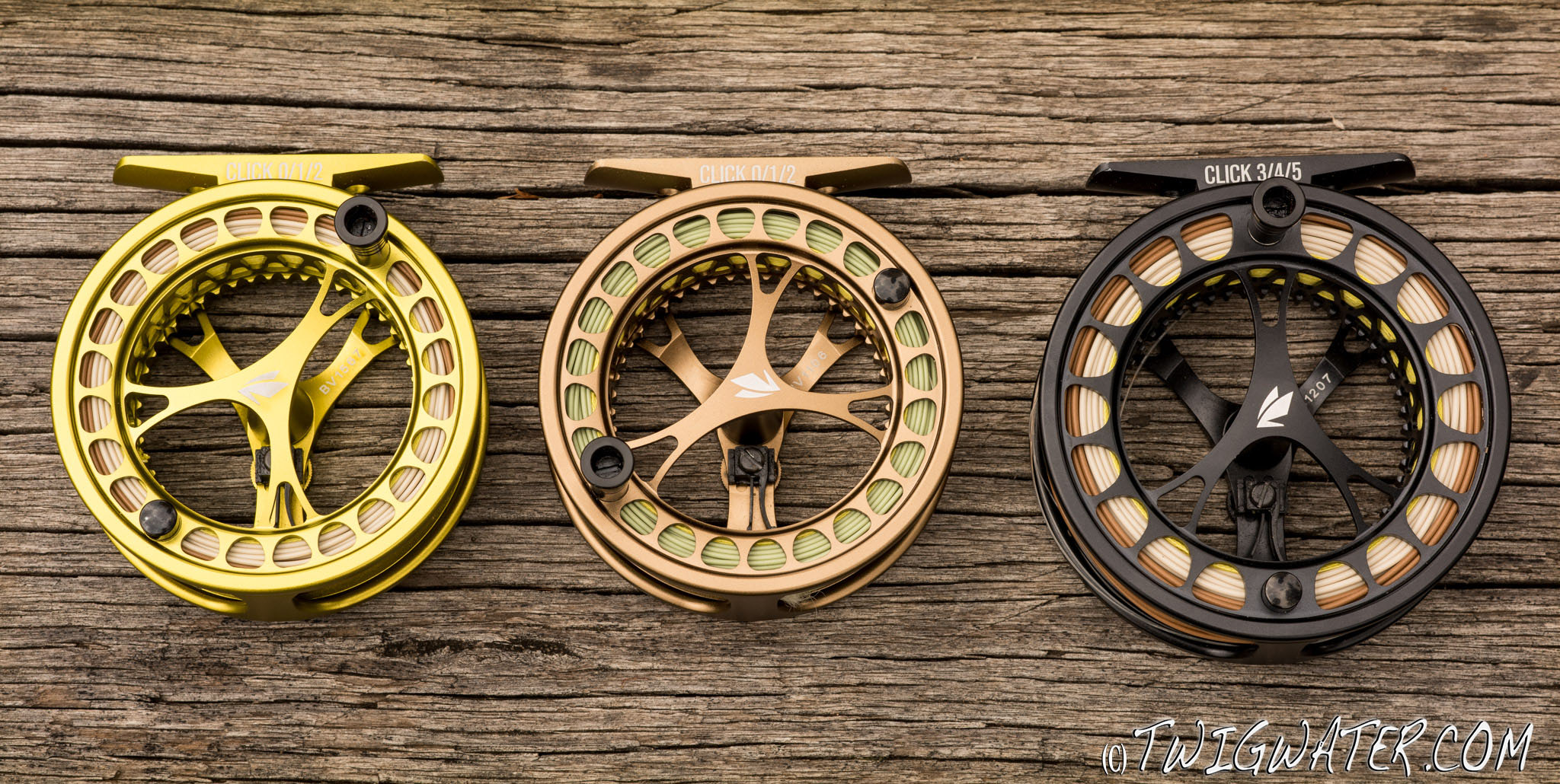 Small stream fly reel review on twigwater.com