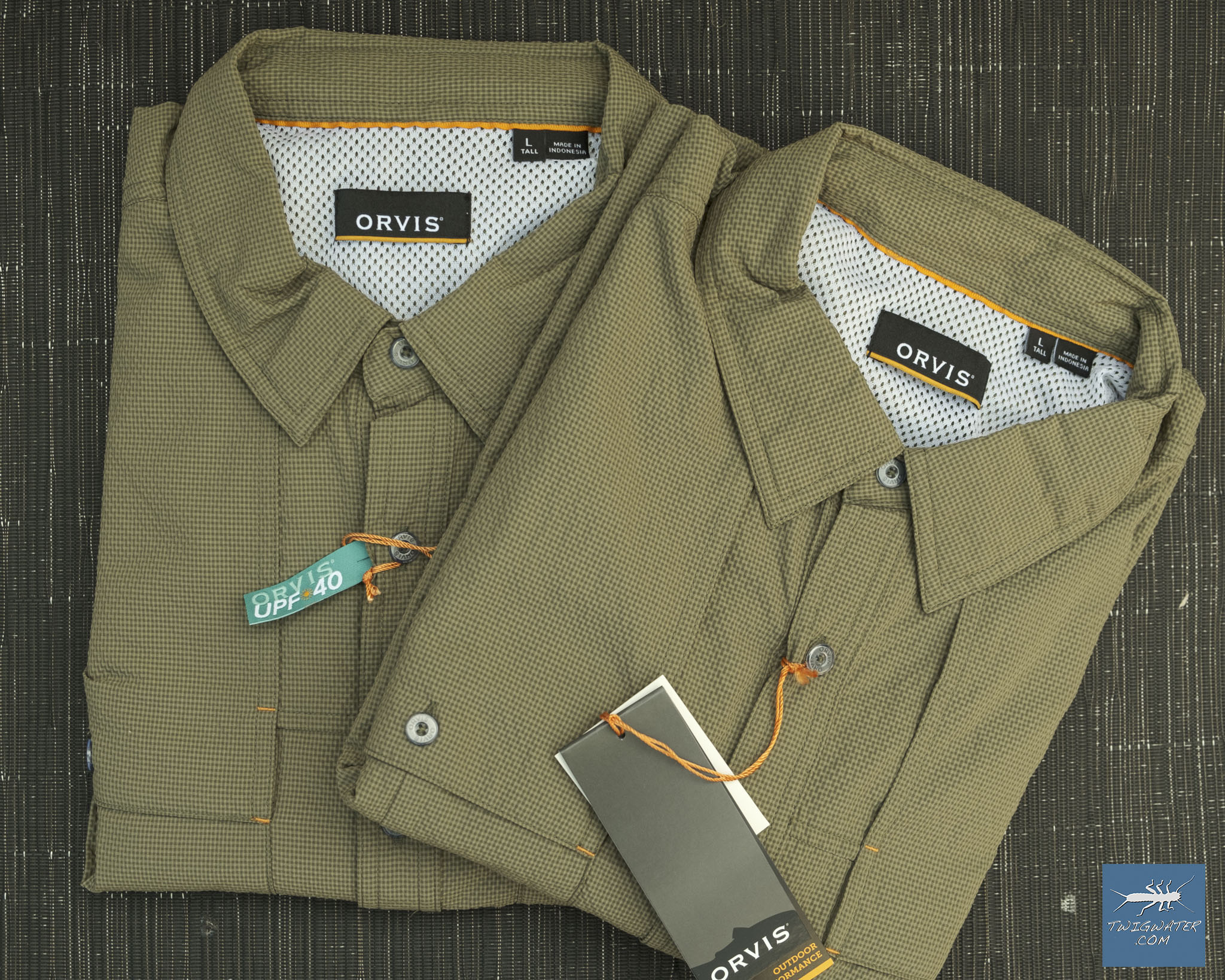 Open Air Casting Shirt Review Orvis